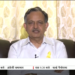 Dr. S.K. Sarin talked about Healthy liver, Fatty liver,  liver diseases and Hepatitis B & C with Rajyasabha TV